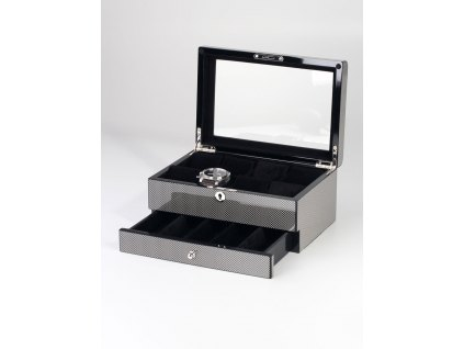 Box na hodinky Rothenschild RS-2268-8CA carbon