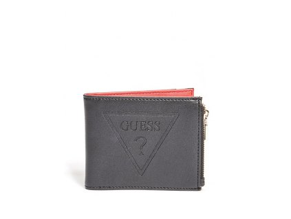 Peněženka guess logo embossed wallet0