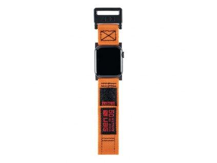 UAG Active Strap, orange - Apple Watch 45/44/42mm