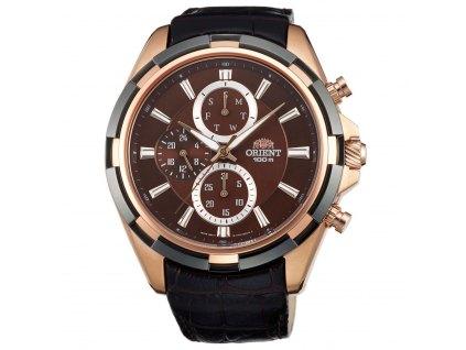 Pánské hodinky Orient FUY01004T0