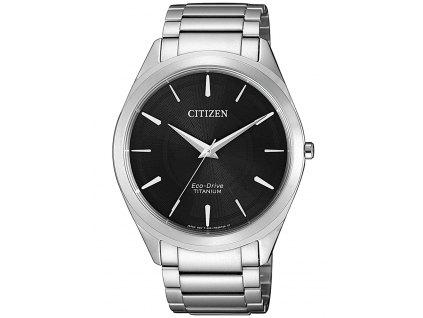 Pánské hodinky Citizen BJ6520-82E Eco-Drive Titanium