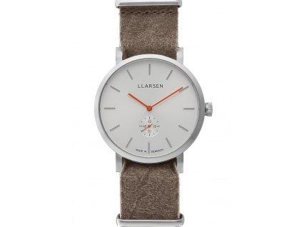 Pánské hodinky LARS LARSEN 132SWO3-BZS22
