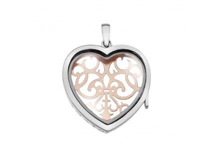 Přívěsek na elementy Hot Diamonds Anais srdce RG AL014
