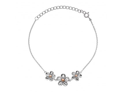 Náramek Hot Diamonds Forget me not RG DL596