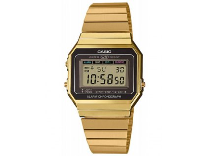 Hodinky Casio A700WEG-9AEF Classic Collection