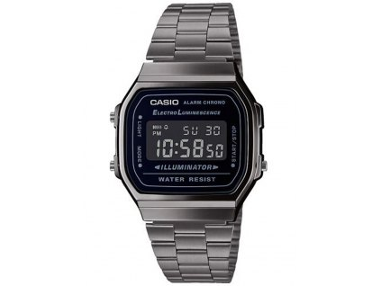 Hodinky Casio A168WEGG-1BEF Classic Collection