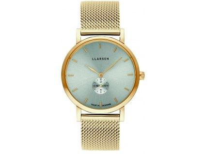 Dámské hodinky LARS LARSEN 144GTG3-MG3-18