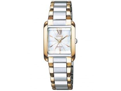 Dámské hodinky Citizen EW5556-87D Eco-Drive