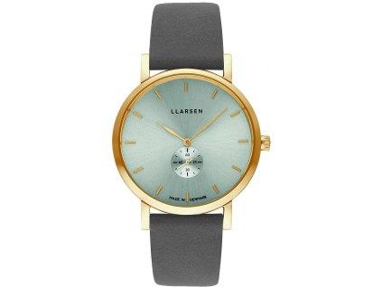Dámské hodinky LARS LARSEN 144GTG3-GGREY18
