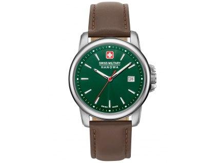 Pánské hodinky Swiss Military Hanowa 06-4230.7.04.006 Swiss Recruit II