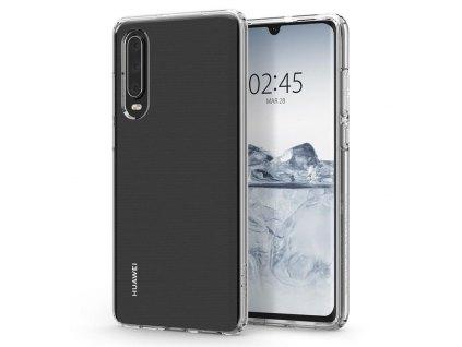 Spigen Liquid Crystal, clear - Huawei P30