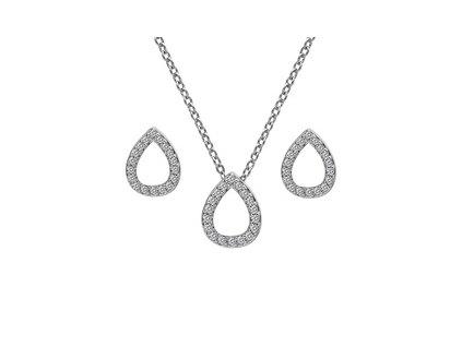 Set Hot Diamonds Diamond Amulets SS137