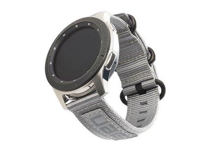 UAG Nato Strap, grey - Galaxy Watch 46mm