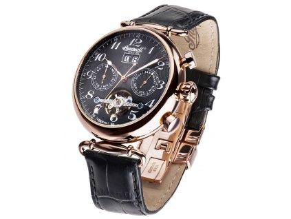 Pánské hodinky Ingersoll IN1319RBK Waldorf II