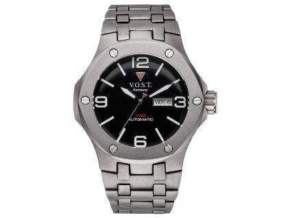 Pánské hodinky V.O.S.T. Germany V100.017.AT.TT.T.B Titanium