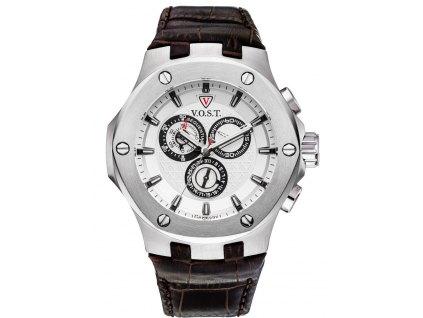 Pánské hodinky V.O.S.T. Germany V100.005.CS.SS.L.S