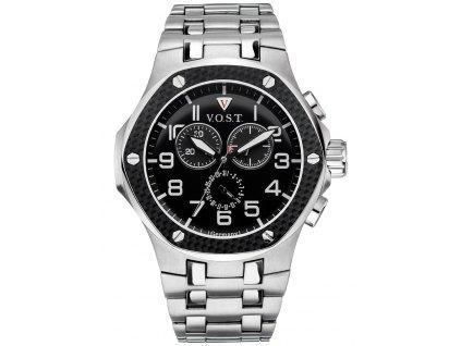 Pánské hodinky V.O.S.T. Germany V100.007.CS.SC.M.B