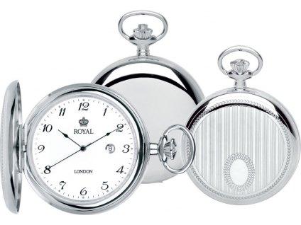 Pánské kapesní hodinky Royal London 90000-01