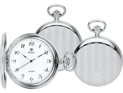 Pánské kapesní hodinky Royal London 90020-01