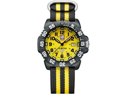 Pánské hodinky Luminox XS.3955.1SET Navy Seal Colormark Scott Cassell