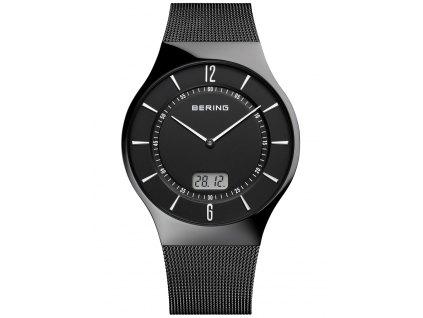 Pánské hodinky Bering 51640-222 Slim Radio Control