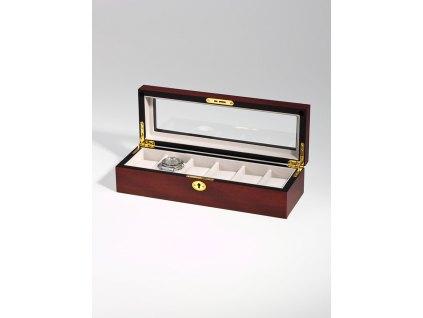 Box na hodinky Rothenschild  RS-1087-6C třešeň