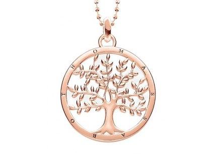 Dámský náhrdelník Thomas Sabo KE1660-415-40-L45vTree of Love