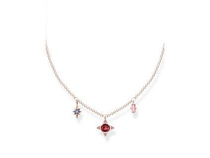 Dámský náhrdelník Thomas Sabo Halskette KE1898-321-7-L40v