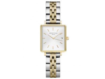 Dámské hodinky Rosefield QMWSSG-Q023 The Mini Boxy