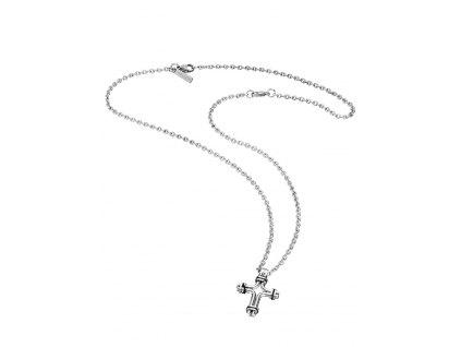 Pánský náhrdelník Police PJ26037PSS.01