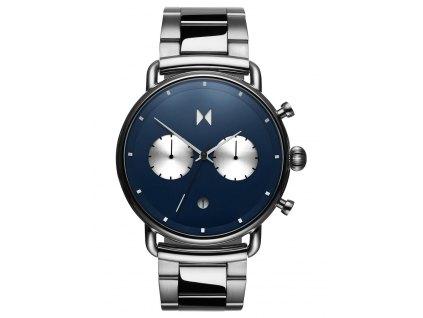 Pánské hodinky MVMT D-BT01-BLUS Blacktop Astro Blue