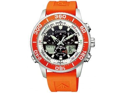 Pánské hodinky Citizen Eco-Drive JR4061-18E Promaster Marine Yacht