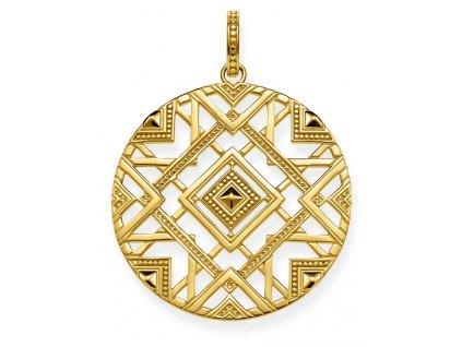 Přívěsek Thomas Sabo PE744-413-39 Afrika Ornamente