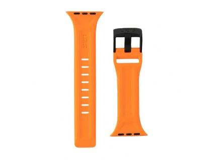 UAG Scout Strap, orange - Apple Watch 45/44/42mm