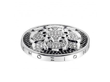 Přívěsek Hot Diamonds Emozioni Fiore di Loto Coin