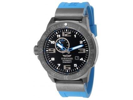 Pánské hodinky Haemmer HD-200 Navy Diver II Dark Ocean