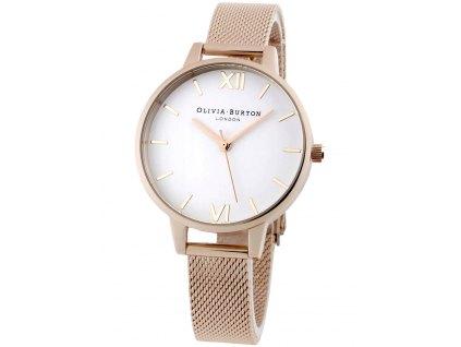 Dámské hodinky Olivia Burton OB16DE10 Demi White Dial