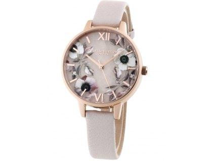 Dámské hodinky Olivia Burton OB16SP14 Semi Precious Floral