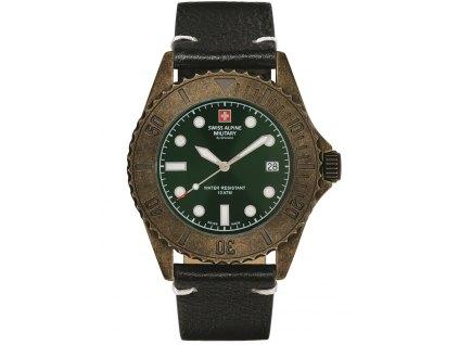 Pánské hodinky Swiss Alpine Military 7051.1583 Diver Vintage