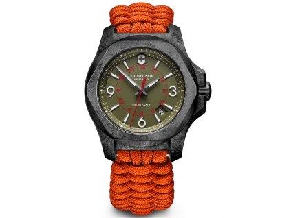 Pánské hodinky Victorinox 241800.1 I.N.O.X. set nůž a 2 řemínky