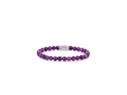 Dámský náramek Rebel & Rose Purple Rain RR-60053-S-S
