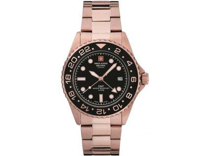 Pánské hodinky Swiss Alpine Military 7052.1167 GMT