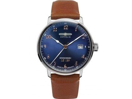 Pánské hodinky Zeppelin 7048-3 Hindenburg LZ129