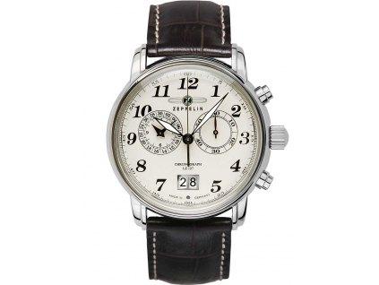 Pánské hodinky Zeppelin 7684-5 Graf LZ127