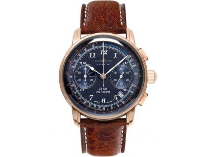 Pánské hodinky Zeppelin 7616-3 LZ126 Los Angeles