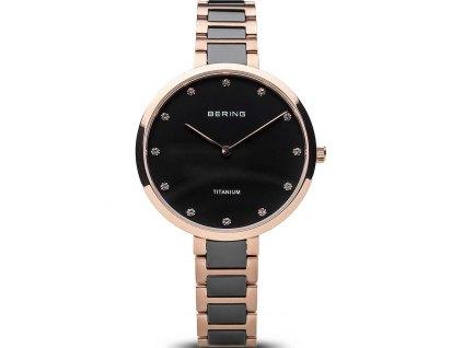 Dámské hodinky Bering 11334-762 Titanium
