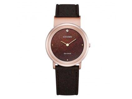 Dámské hodinky Citizen EG7072-19X Eco-Drive