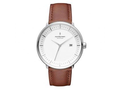 Unisex hodinky Nordgreen PH40SILEBRXX