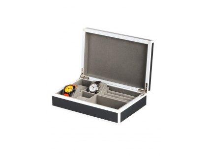 Box na šperky a hodinky Rothenschild RS-2331-4GR