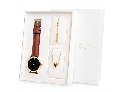 Dámské hodinky dárkový set a-nis AS100-21